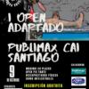 I OPEN ADAPTADO PUBLIMAX CAI SANTIAGO – 091021