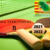 1ª Jornada Territorial B 21/22 – 23-24-Octubre2021