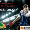 Programa Captación de Talentos – Plan Tecnificación Deportiva